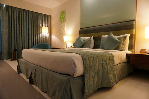 top hotels to visit across the UK hotel room bed